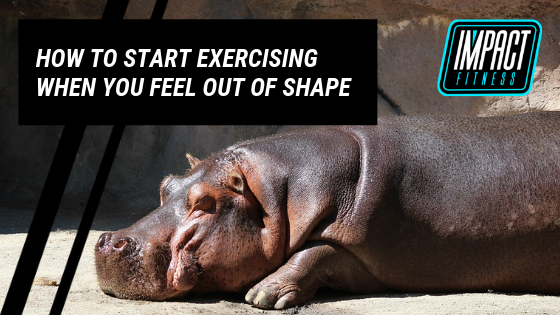 feel-out-of-shape