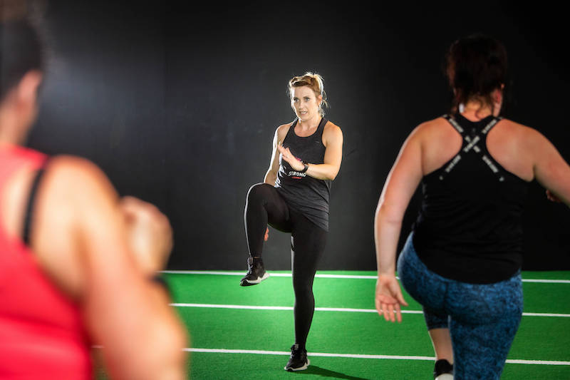 Zumba Strong Impact Fitness Montrose, Angus